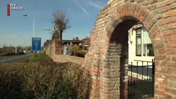 Stadsmuur van Montfoort