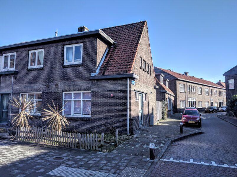 Woningen aan de Tuinkade in Weesp