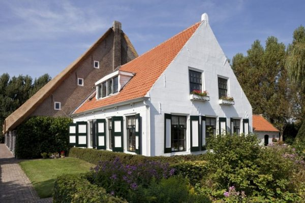 Referentiebeeld: Rijksmonumentale boerderij in Borssele