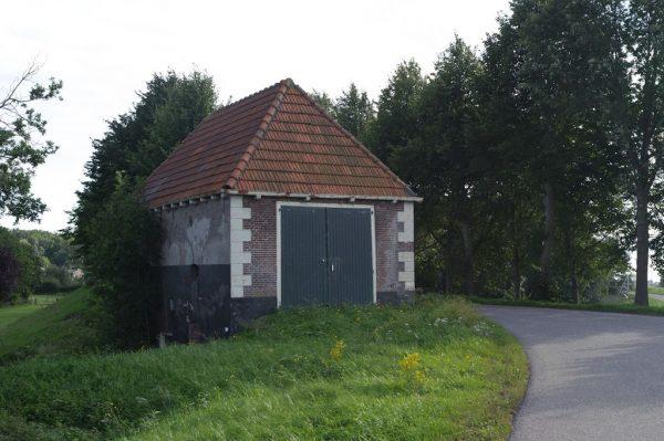 Dijkstoel aan de Jan Meesterweg in Wijhe