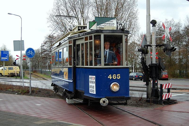 Gemeente Amsterdam doet voorstel voor behoud Museumtramlijn