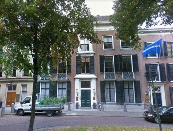 Lange Voorhout 16 in Den Haag