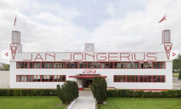 Jongerius Kantoor in Utrecht
