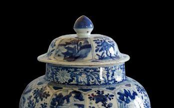 Referentiebeeld: Delfts Blauw