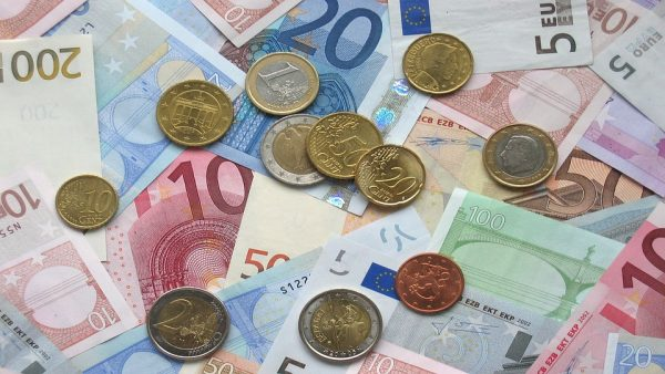 Referentiebeeld: euro's
