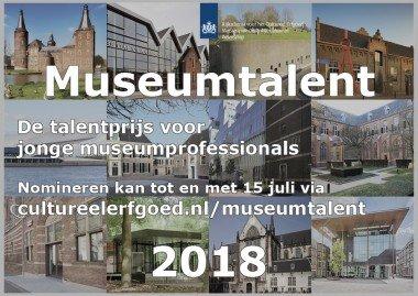 Museumtalent 2018
