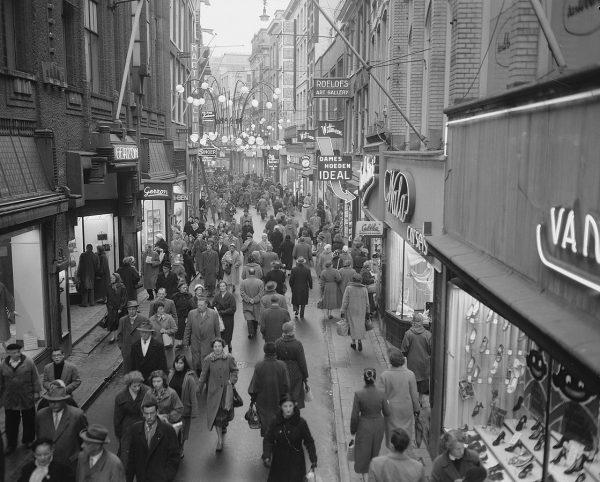 Kalverstraat Amsterdam
