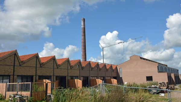 De Oude Touwfabriek in Oudewater krijgt een woonbestemming