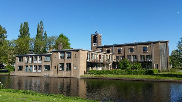 Augustanakerk in Bos en Lommer, Amsterdam