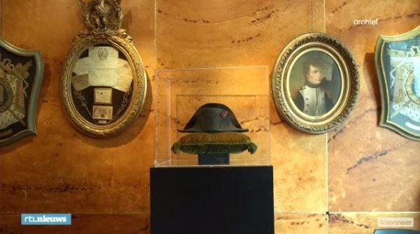 De Waterloo-steek van Napoleon