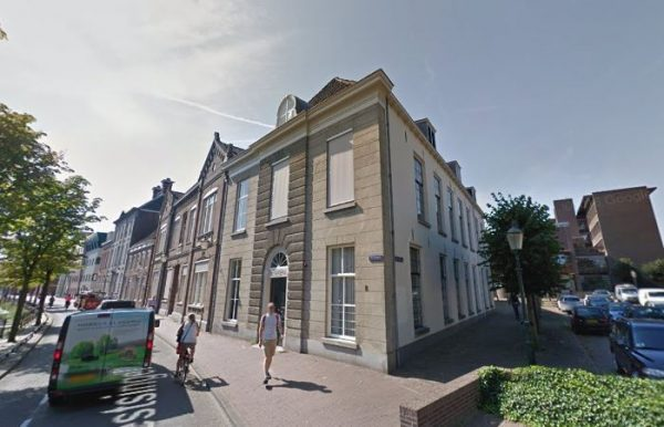 Centrum voor Archeologie, Westsingel 46 in Amersfoort