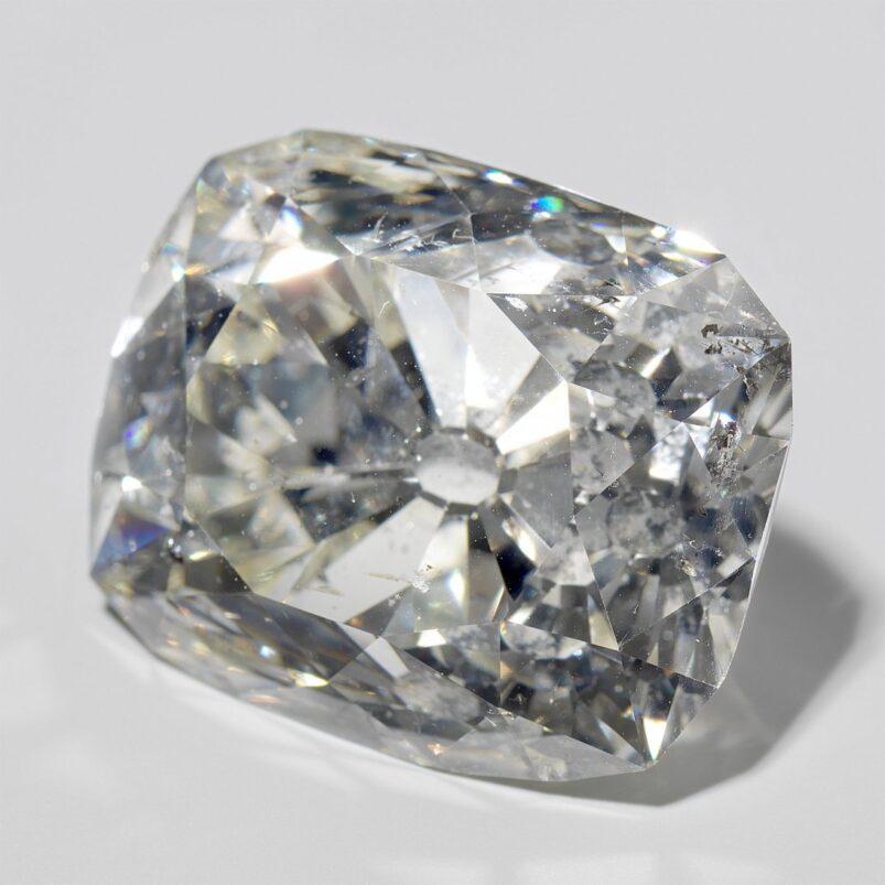 De diamant van Banjarmasin is een voorbeeld van roofkunst