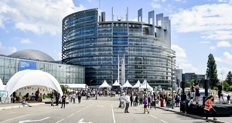 European Youth Event 2018 in Straatsburg, Frankrijk