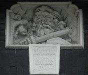 Gevelsteen Claudius Civilis, Amsterdam