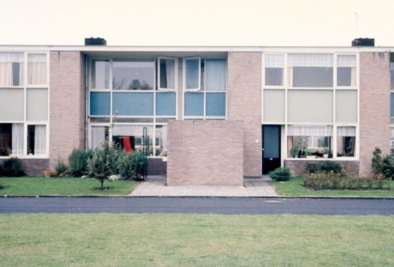 Om-en-om-woningen, Reeuwijk (Rietveld)