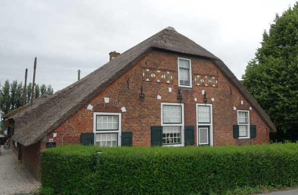 Boerderij Kromwijk, Cabauw  Utrecht