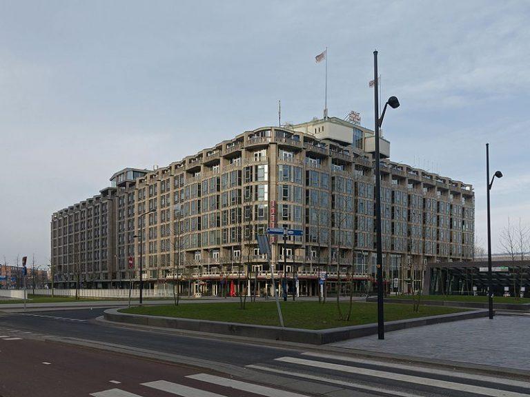 Het Groot Handelsgebouw in Rotterdam (2016)