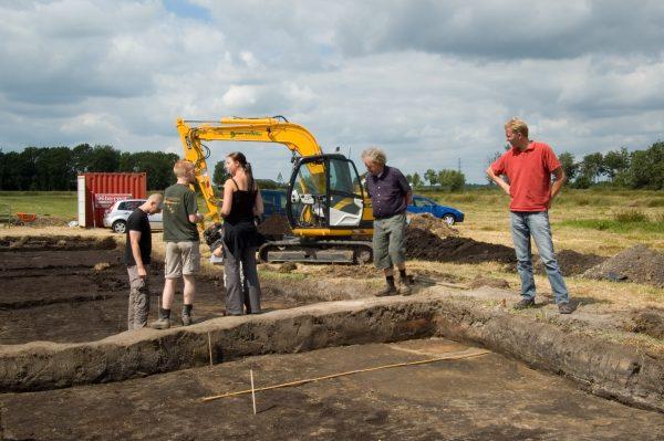 Referentiebeeld: archeologische opgraving
