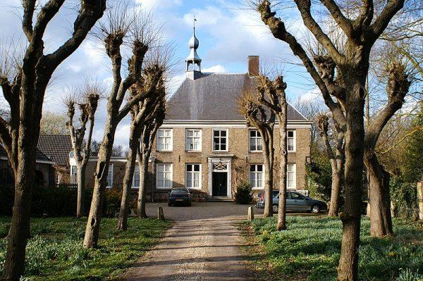Landhuis Haanwijk in Sint-Michielsgestel (2010)
