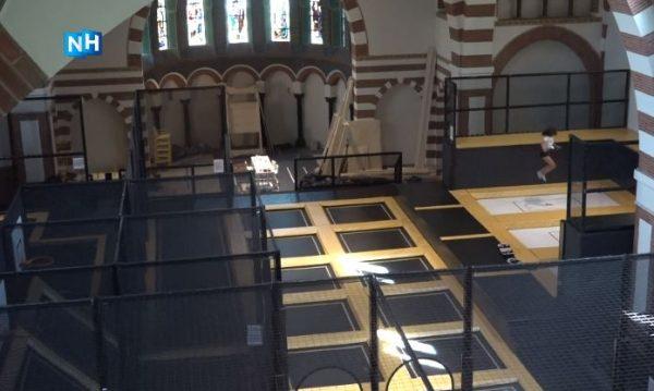 De Clemenskerk in Hilversum
