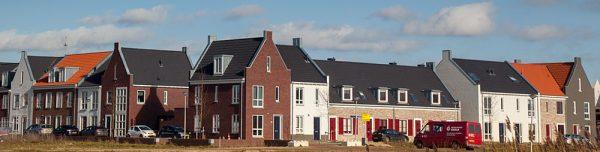 Nieuwbouwwijk De Plantage in Meteren in 2014
