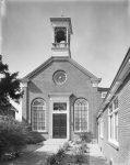 De doopsgezinde kerk te Ternaard in 1981