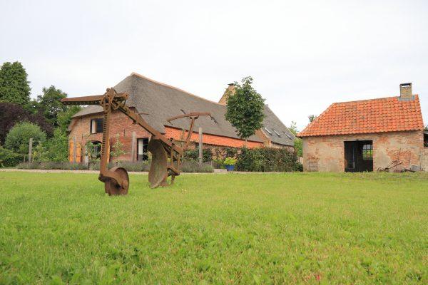 Rijksmonument Den Eijngel in Lennisheuvel
