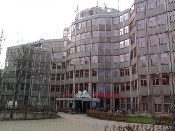 Kantorencomplex Tripolis in Amsterdam