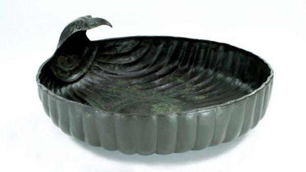 De laat-Romeinse vogelschaal uit de 3e eeuw