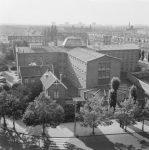 De voormalige gevangenis in de Havenstraat in Amsterdam-Zuid (1964)