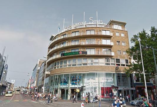 Het Apollo Hotel in Utrecht