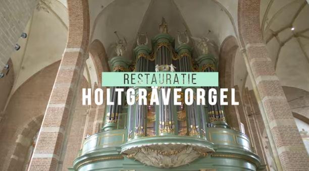Restauratie Holtgräveorgel Lebuïnuskerk Deventer