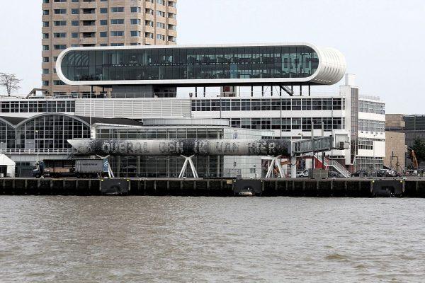 Het Nederlands Fotomuseum in Rotterdam