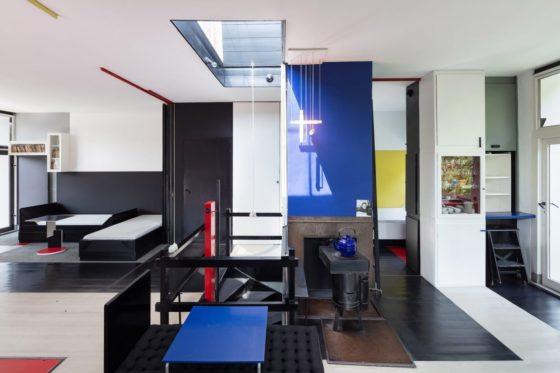 Het Rietveld Schröderhuis in Utrecht