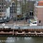 Amsterdams erfgoed van de week | Een historische kade langs het Singel