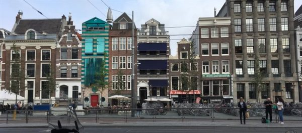 Rokin 99, het jongste monument van Amsterdam
