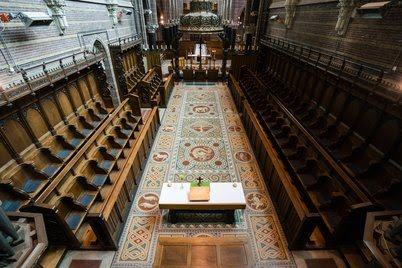 Historisch interieur Zwolle