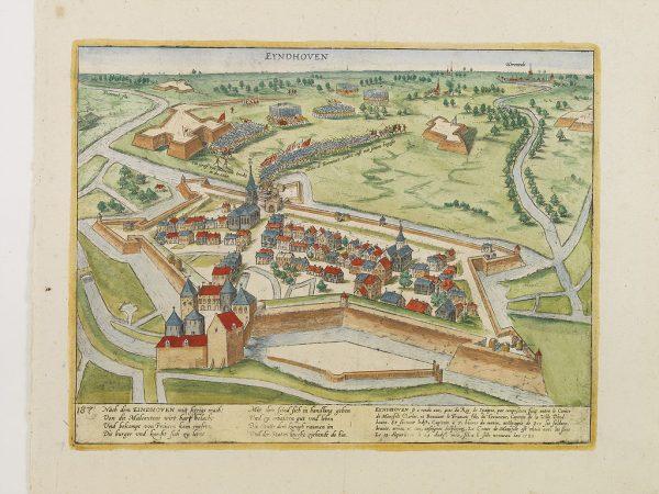 Eindhoven tijdens de Tachtigjarige Oorlog