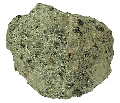 De meteoriet van Ellemeet