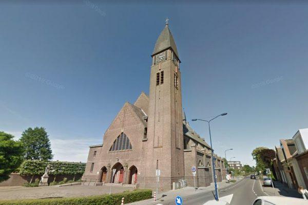 De Sint Agathakerk in Boekel