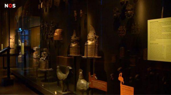 De 'Benin Bronzen'