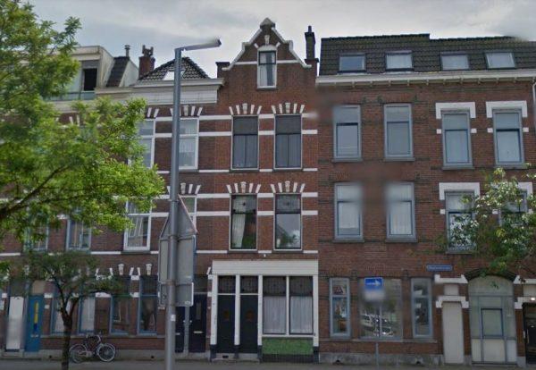 Bloklandstraat 108 in de Rotterdamse wijk Oude Noorden in 2014