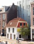 Het monumentale 'Polderhuis' uit 1865 in de Amsterdamse Pijp