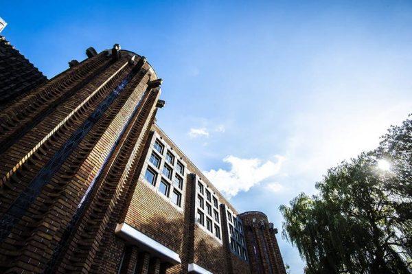 Het Anatomiegebouw in Utrecht
