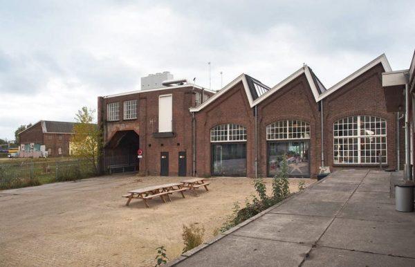 Wagenmakerij Wisselspoor in Utrecht