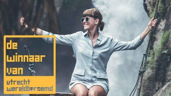 De winnaar van 'Utrecht Wereldberoemd'