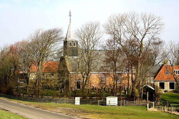 De kerk van Gaast
