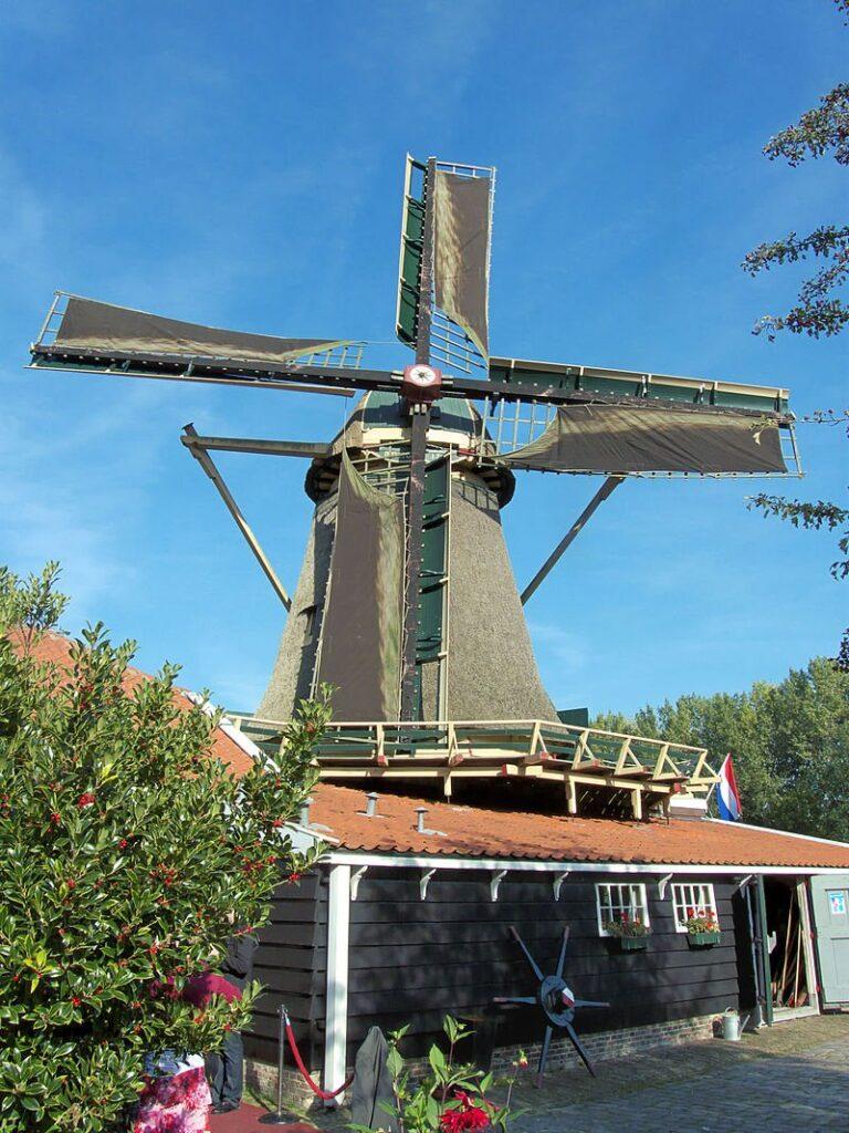 Krijtmolen d'Admiraal, Amsterdam