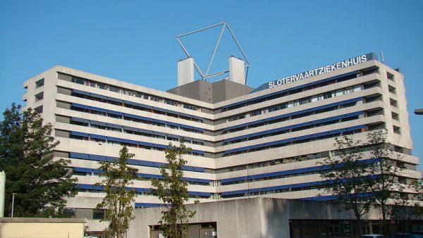 Het MC Slotervaart in Amsterdam in 2008