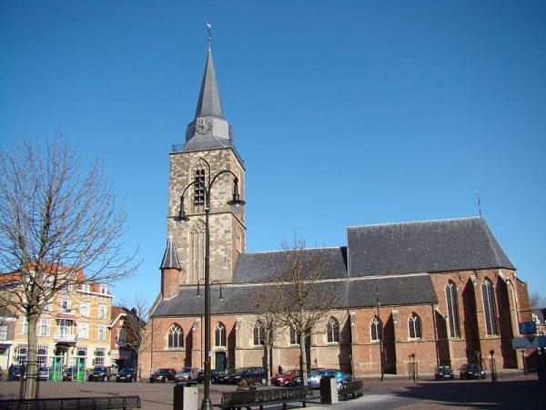 De Jacobskerk in Winterswijk